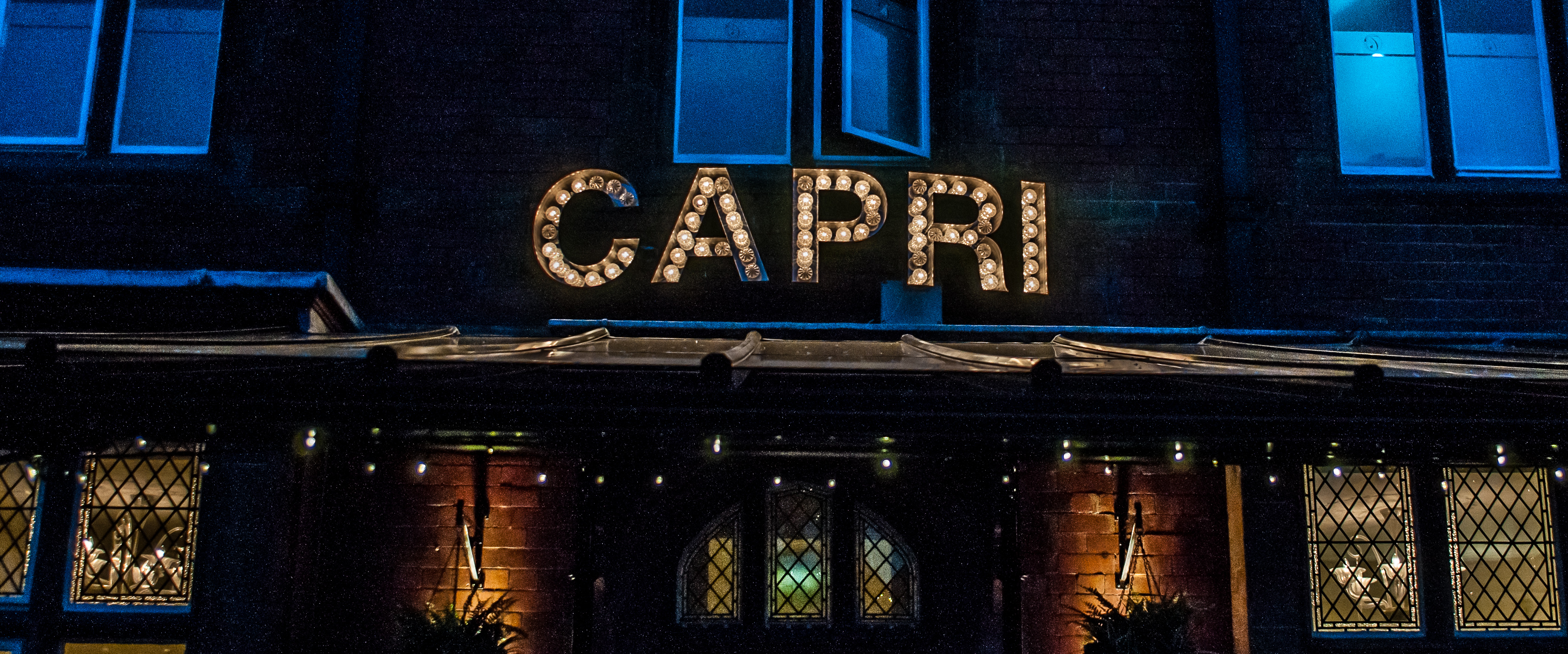 Capri Signage-7