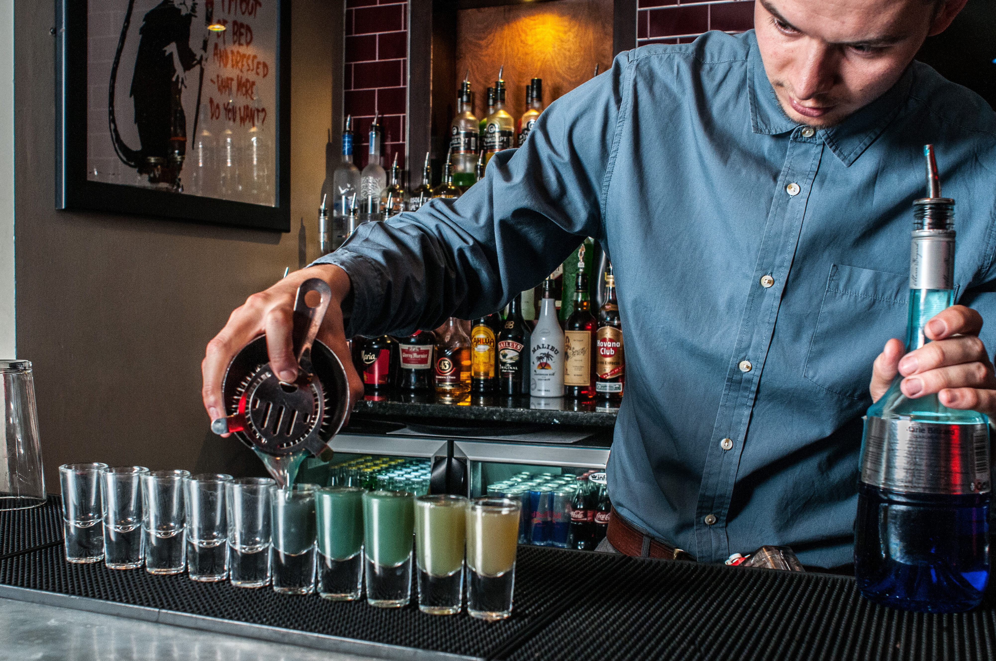Cocktail Making-60