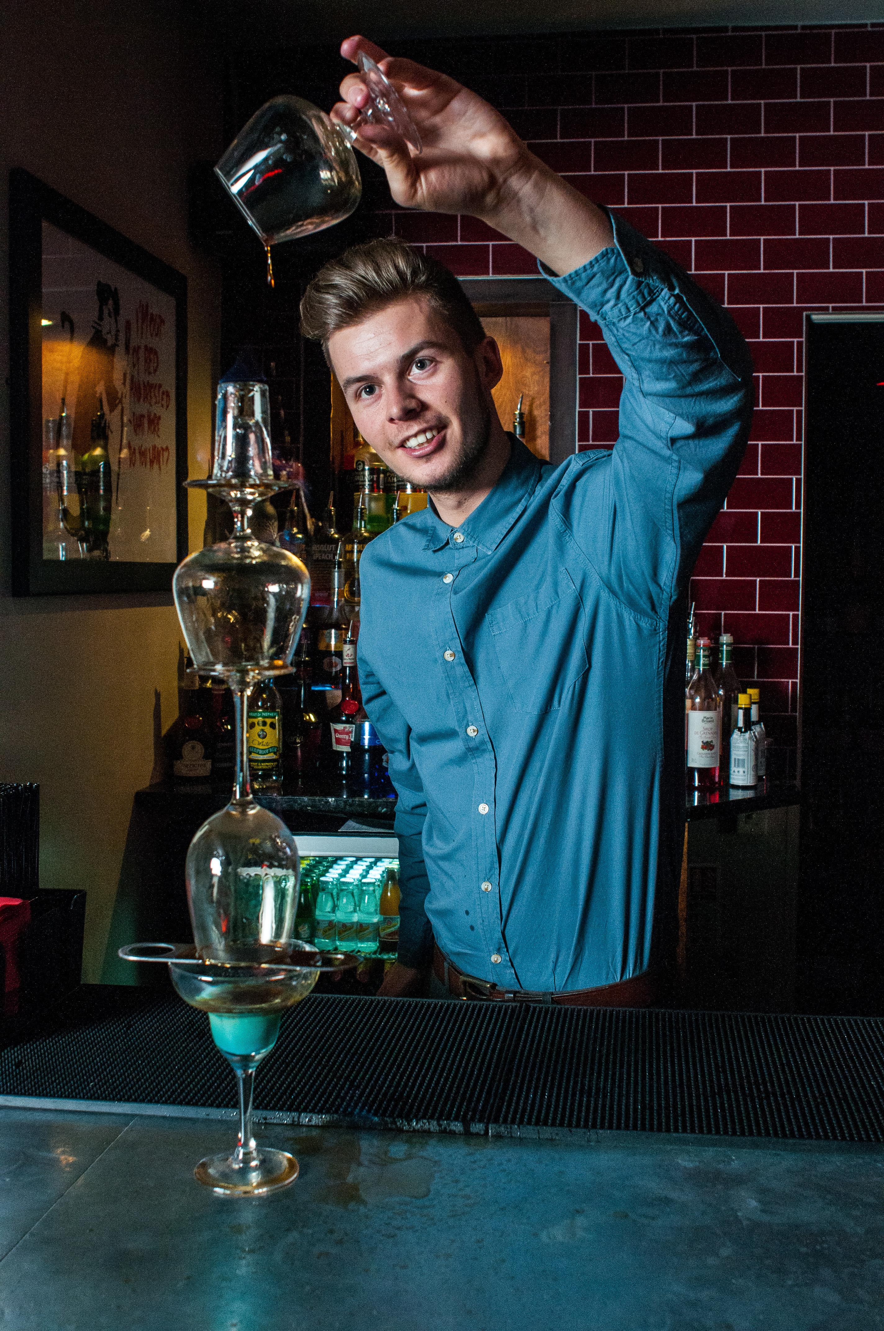 Cocktail Making-82