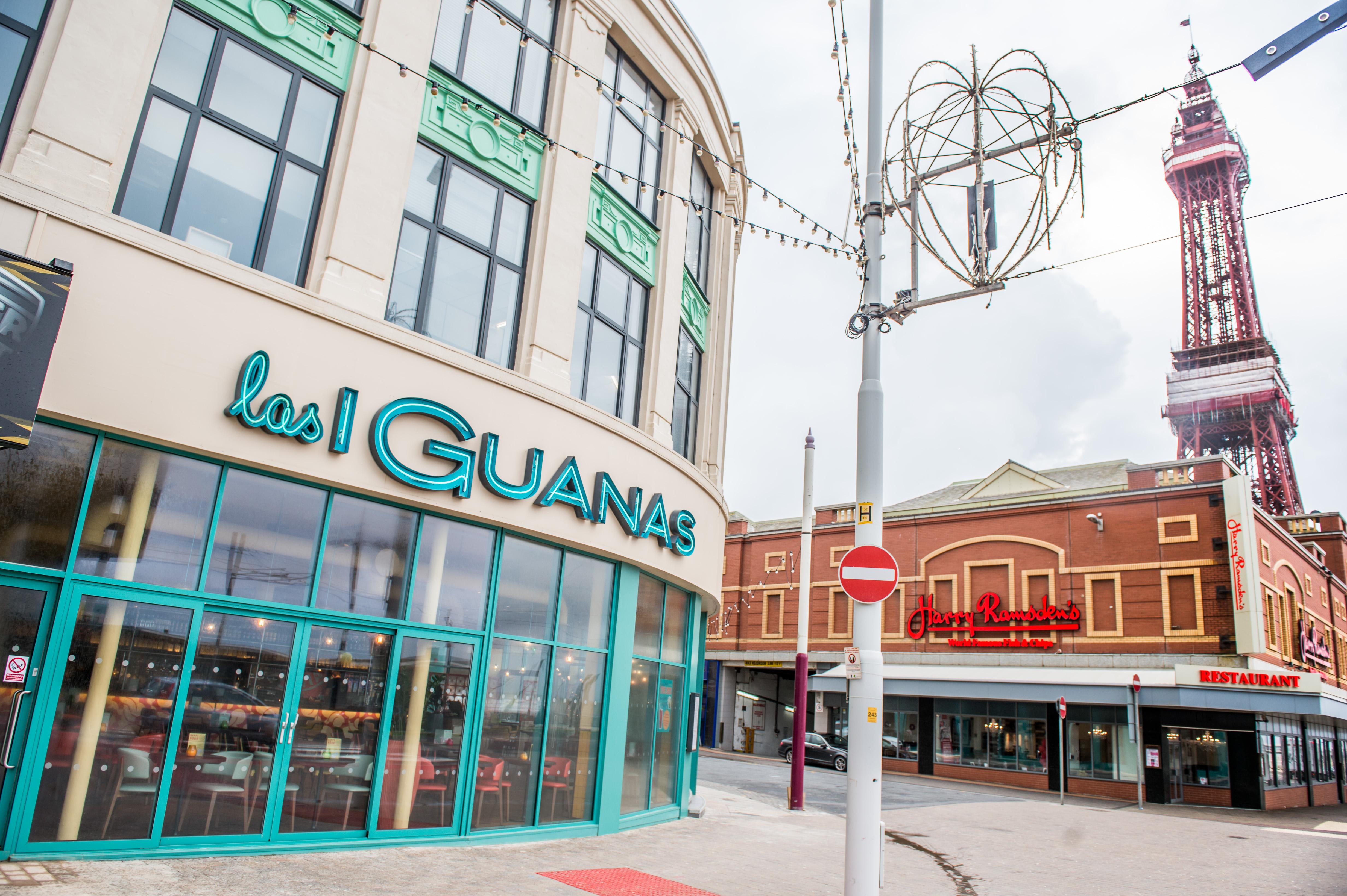 Las Iguanas – Blackpool-3