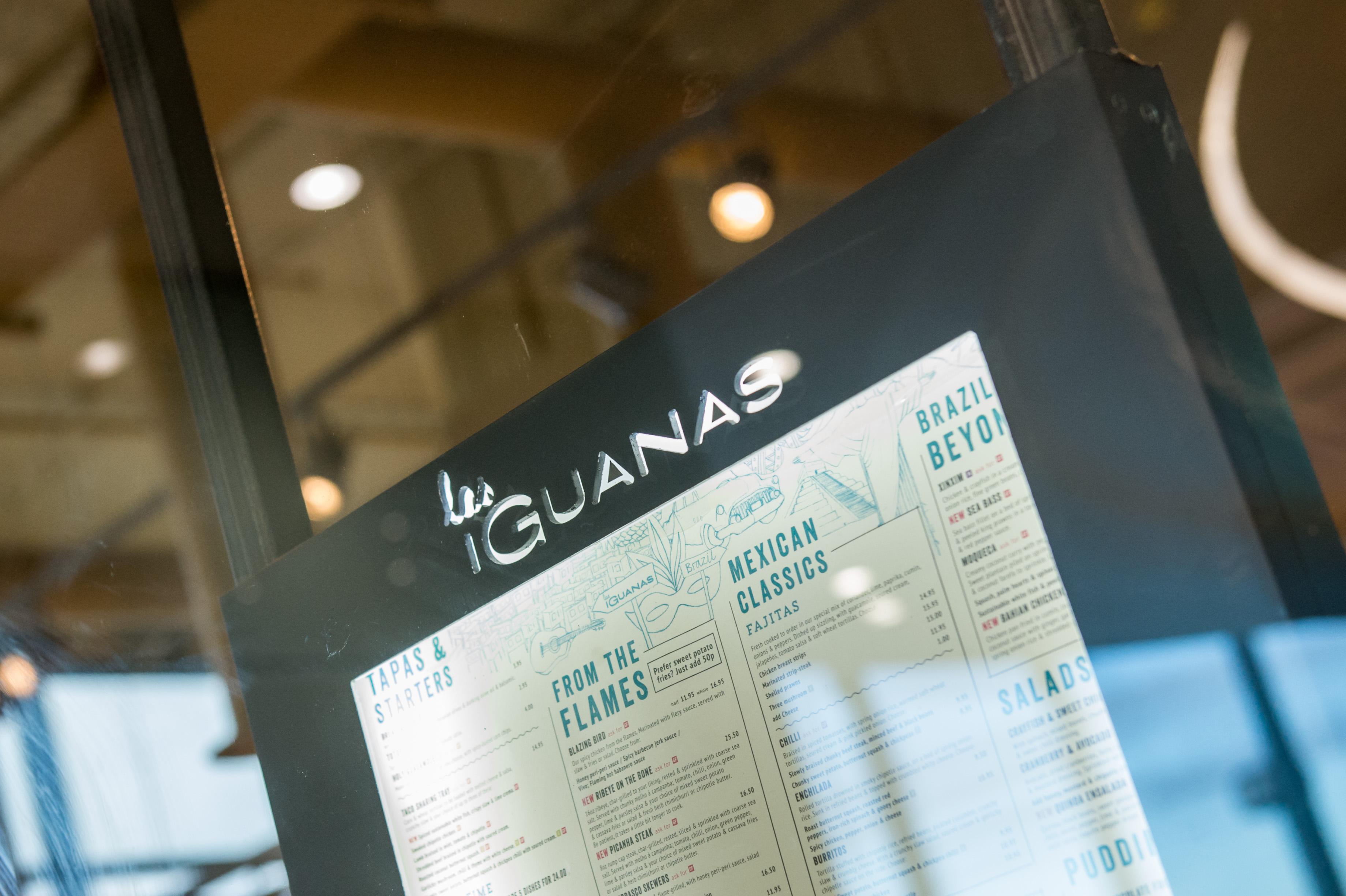 Las Iguanas – NEC-4