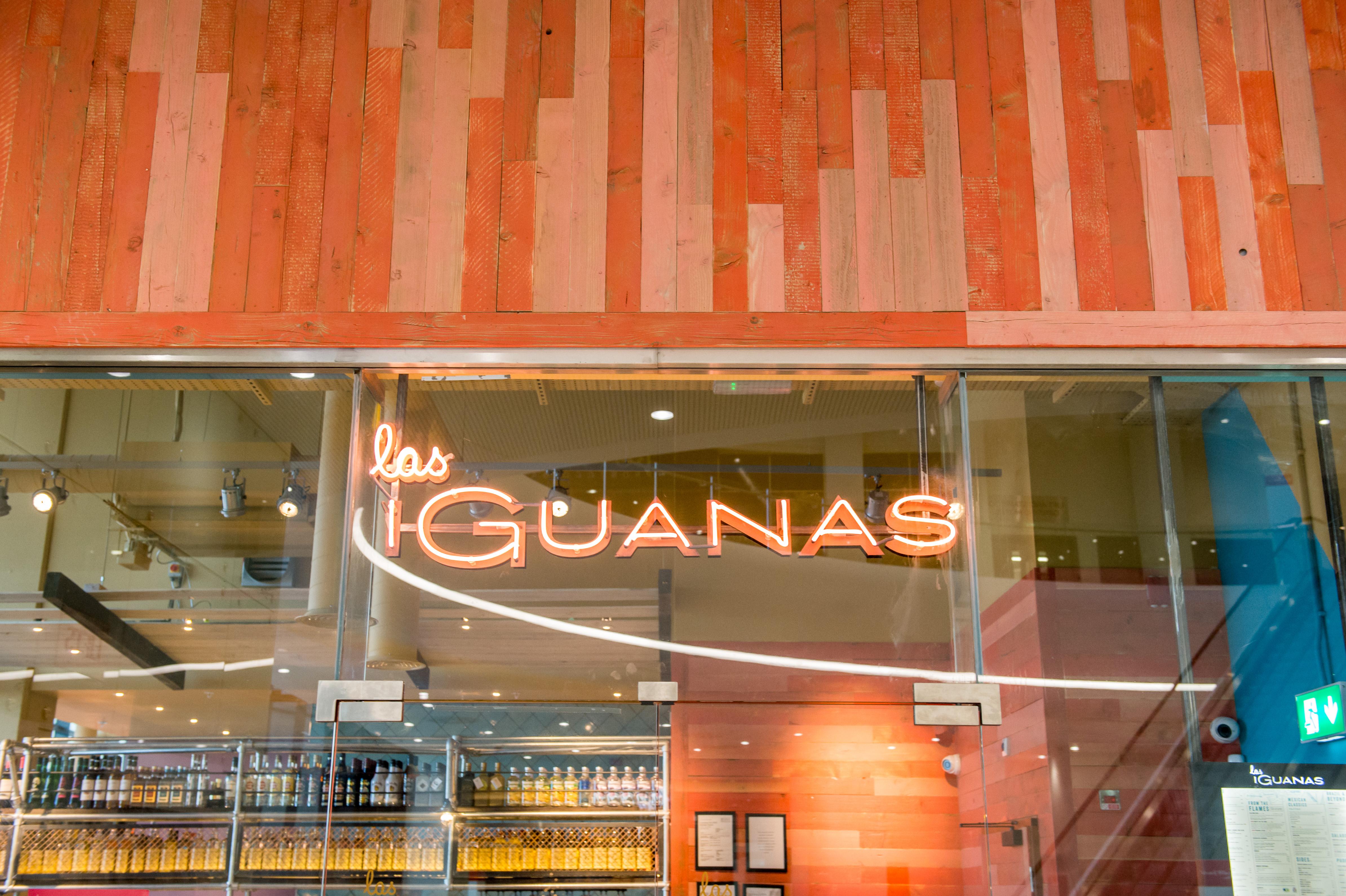 Las Iguanas – NEC-5